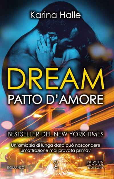 trama del libro Dream. Patto d'amore