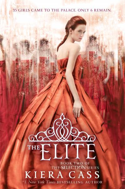 The Elite di Kiera Cass