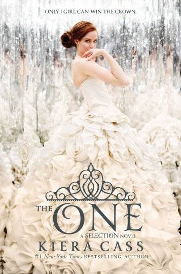 Kiera Cass The One - copertina