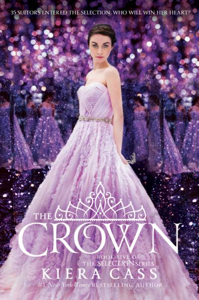 Kiera Cass The Crown - copertina