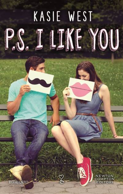 Kasie West P.S. I like you - copertina