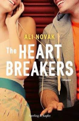 Ali Novak The Heartbreakers - copertina