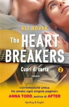copertina di The Heartbreakers. Cuori di carta