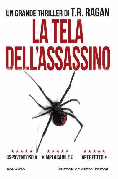 copertina di La tela dell'assassino