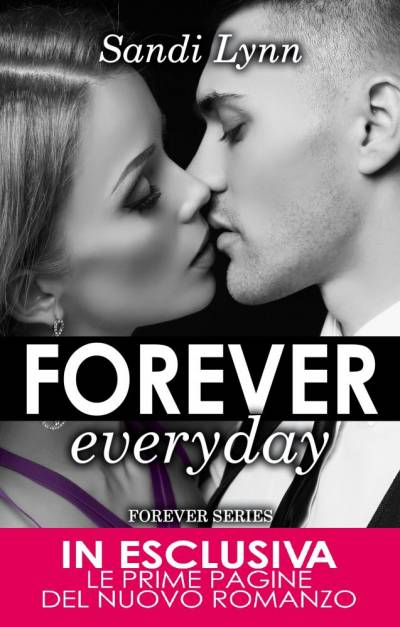 Sandi Lynn Forever Everyday - copertina