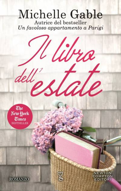 Michelle Gable Il libro dell'estate - copertina