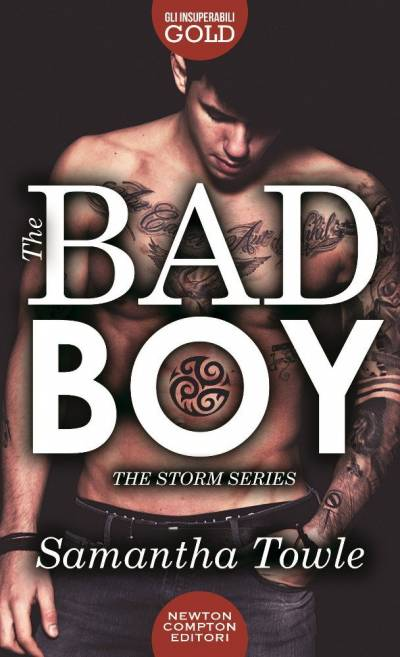 The bad boy di Samantha Towle