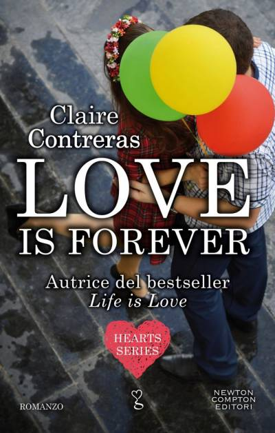 Love is forever di Claire Contreras