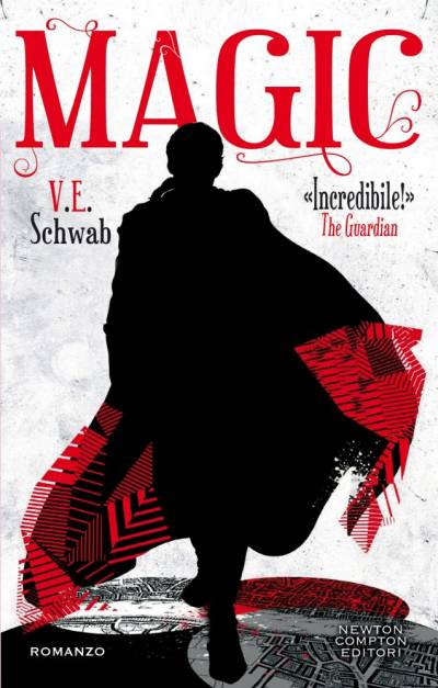 V.E. Schwab Magic - copertina