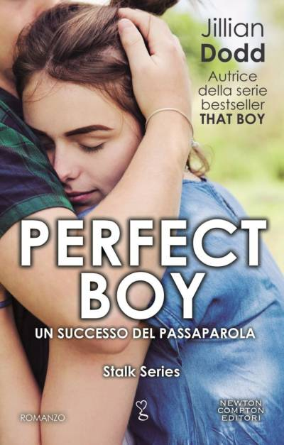 Jillian Dodd Perfect Boy - copertina