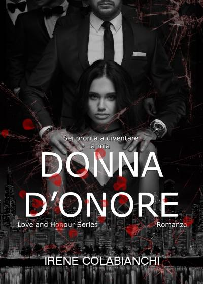 Irene Colabianchi​ Donna d'onore - copertina