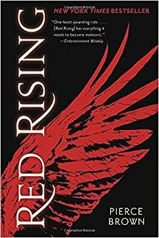 Pierce Brown Red Rising - Il Canto Proibito - copertina
