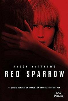Jason Matthews Red Sparrow - copertina