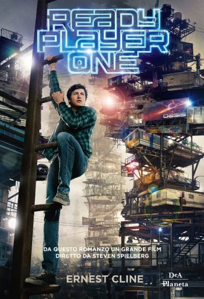 Ernest Cline Ready Player One - copertina