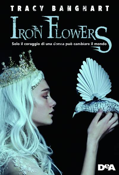 Tracy Banghart Iron Flowers - copertina