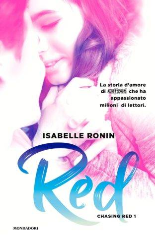 Isabelle Ronin Red - copertina