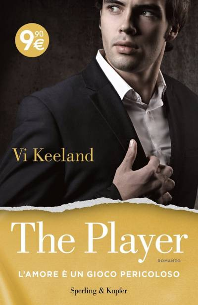 Vi Keeland The Player - copertina
