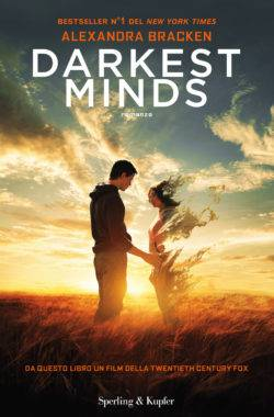Alexandra Bracken Darkest Minds - copertina