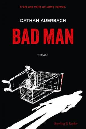 trama del libro Bad man