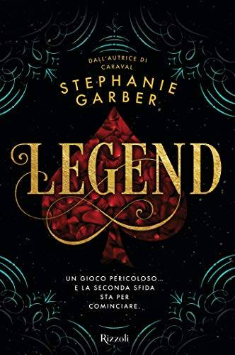 Stephanie Garber Legend - copertina