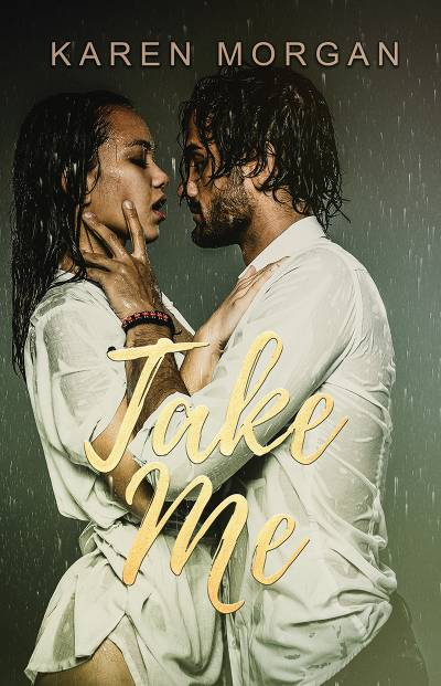 Karen Morgan Take me - copertina