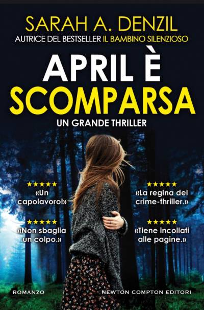 trama del libro April è scomparsa