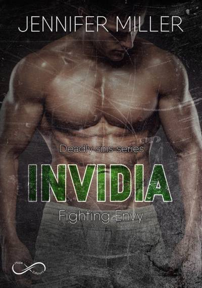 Jennifer Miller Invidia - Fighting Envy - copertina