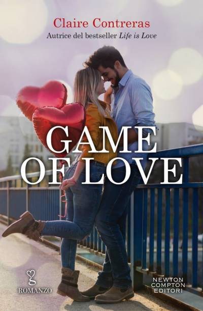 Claire Contreras Game of love - copertina