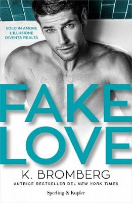 Kristy Bromberg Fake Love - copertina