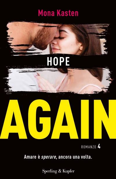 trama del libro Hope Again