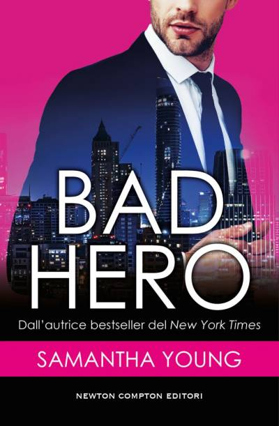 trama del libro Bad Hero