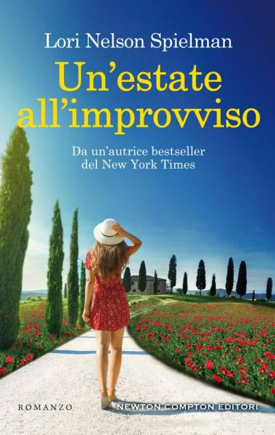 trama del libro Un'estate all'improvviso