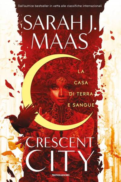 copertina di Crescent City – La casa di terra e sangue