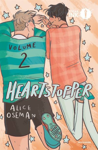 trama del libro Heartstopper. Vol. 2