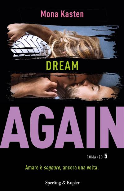 Mona Kasten Dream again - recensione